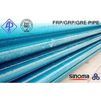 Sinoma Jinjing Fiberglass Co ,Ltd  - GRE Pipe, GRP / FRP Pipe