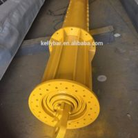 Construction Machinery Parts Mait HR180 Piling Rig Kelly Bar for IMT Casagrande Drilling Machines