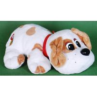 Pug Dog Plush Stuffed Animal Toy