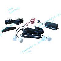 parking assistant system PS-01 with 4 sensors system 12V LED display Indicator parking sensor car re