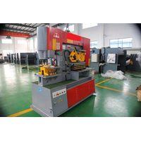 hydraulic punch and shear,angle cutter notching machine thumbnail image