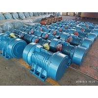 YZO-130-6 10hp 130KN, six pole vibrator motor