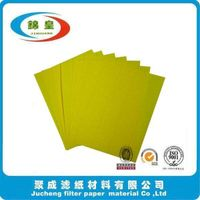 Filter paper manufacture china supplier