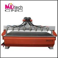 Customized Multi-Spindle CNC Wood Router