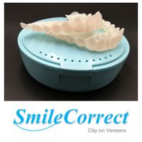 dental snap on smile from China dental lab