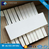 Abrasion Resistant 92%Alumina Ceramic Piping Tiles