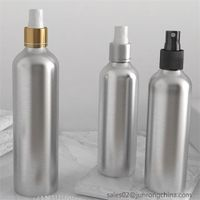 Aluminum Aerosol Spray Bottle for Cosmetic and Perfumes