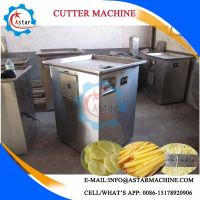 Stainless Steel Electric Potato Cutter Machine For Sale