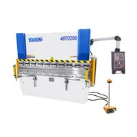 China new arrival Servo Motor CNC bending machine thumbnail image