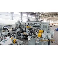 Automatic Steel drum making equipment manufacturer 55 gallon- Weld line rolling machine