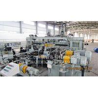 Automatic Steel drum making equipment manufacturer 55 gallon- Weld line rolling machine