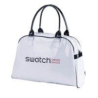 Patent PVC sport duffel travel bag thumbnail image