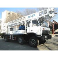 BZC-200 truck mounted drilling rig