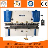 ZCZG brand cnc automatic steel plate folding machine manufacture made in China for sale