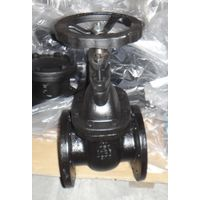 ANSI-125/150 CAST IRON GATE VALVE (NON RISING STEM)