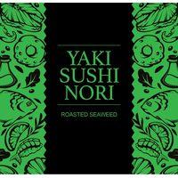 Yaki sushi nori seaweed(115g)-50sheets thumbnail image