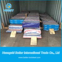 HMD1 alloy steel flat bars