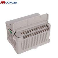 Chinese brand 56 I/O medium PID temperature PLC HMI controller for crane