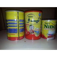 Arabic Text Red/White Cap Nido Milk powder thumbnail image
