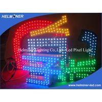 Hot selling Led Single bare light .Red color Led sign light DC5V Use for Led channel letter