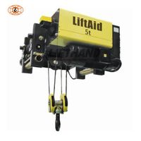 Euro Type Electric Wire Rope Hoist for Overhand Cranes Eurohoist Cranes