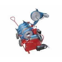 China Integrated HDPE Butt Fusion Welding Machine 110-315 mm