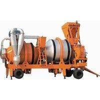 Mobile Asphalt Mixing Plant/Twin Drum GCS-10