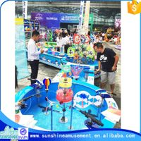 hot sales water play game equipment