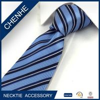 High quality silk necktie 100% silk woven necktie made in China thumbnail image