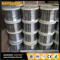 Electric Current Heat-resistant Wire, Cr25al5, Cr23al5, Cr21al6, Cr19al3