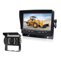 7inch TFT LCD Monitor with HD Truck Bus Rear Vision Camera thumbnail image