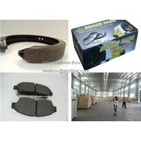 Emark ISO LINK TS16949 Certificated S681 auto brake shoe