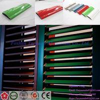 Aluminium Extrusion Profile for Aluminum Roller Shutter thumbnail image