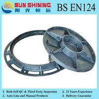SUN SHINING Manhole Cover Factory