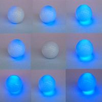 Led flashing golf ball for promotion