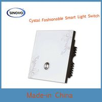2014 new product beautiful design remote control ligtht switch