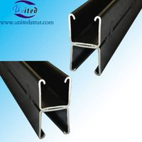 hot dipped galvanised uni strut channel