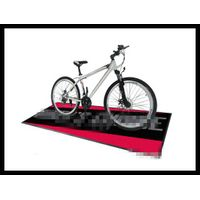 Bike Logo Mat supplier to super market or bike store or bike show