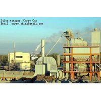 batch asphalt mixing plant