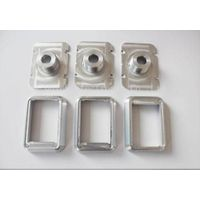 Customized aluminum camera case shell parts