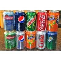 Canned Soft Drinks thumbnail image