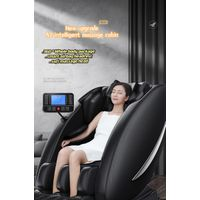 Electric massage chair household full automatic small space luxury cabin full body multi-functional