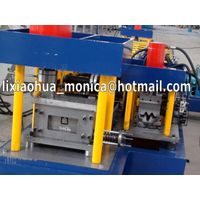 U/C Channel Roll Forming Machine,U Shape Roll Forming Machine, Furring Channel  Forming Machine thumbnail image
