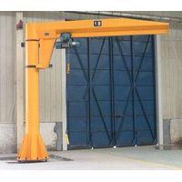 floor fixed column swing jib crane thumbnail image
