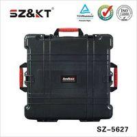 watrerproof rugged anti-shock tool case with wheels