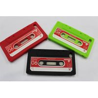 silicone tape case for iphone4/4s