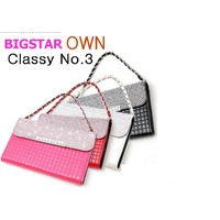 [BIGSTAR OWN NO.3 EMMANUEL]CELL PHONE CASE CUBIC BLING BLING MOBILE PHONE CASE