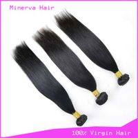 Peruvian Virgin Human Hair Weave Straight