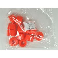 PU bushing 24x15x15   PU bushing for Skateboard Wheels   red PU bushing
