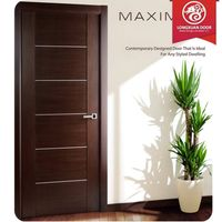 Wooden door, fire door, customize door for house use and projects thumbnail image